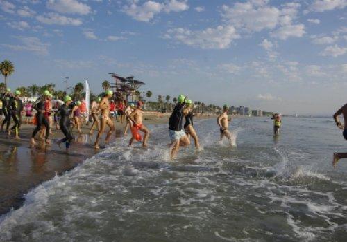 Prova de natació 2K 4K KIDS 400 2018