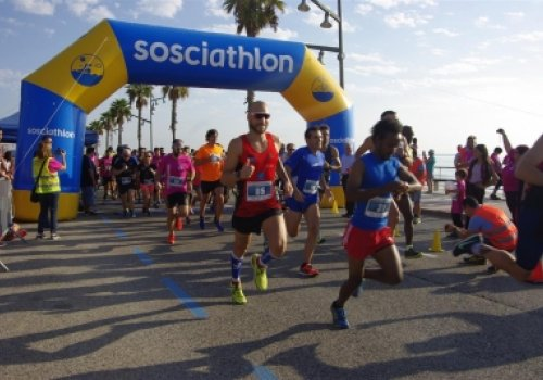 Prova Córrer 5K 10K i caminar