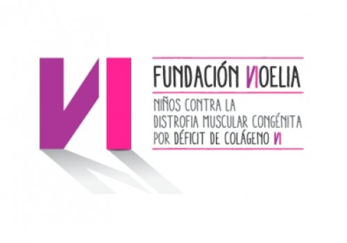 Fundación Noelia | Niños contra la distrófia muscular por falta de colágeno VI